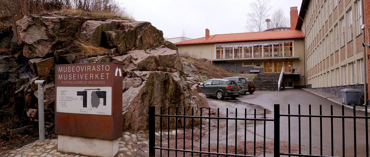 Museoviraston Kirjasto