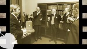 Riksdagsbiblioteket – 100 år av arbete för öppenhet