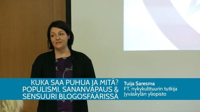 Tuija Saresma