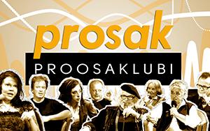 Prosak-proosaklubi, Kirjastokaistalla kirjailijaillat katsottavissa