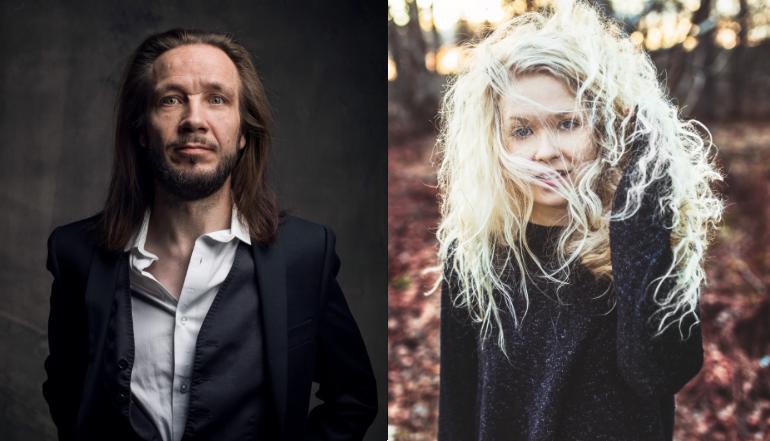 Jarkko Martikainen ja Laura Moisio