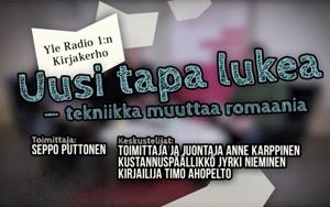 Yle Radio 1 Kirjakerho