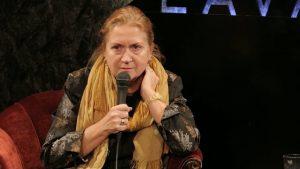 Anja Snellman Prosak-proosaklubilla 2016
