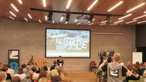 From collections to connections – Reshape-conference inspired library specialists