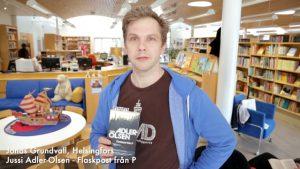 Veckoslutstips: Jussi Adler-Olsen – Flaskpost från P.