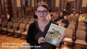 Veckslutets boktips: Astrid Lindgren - Allrakäraste syster