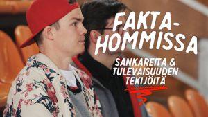 Pekka Hyysalo - Faktahommissa-sarja, Sankareita ja tulevaisuuden tekijöitä