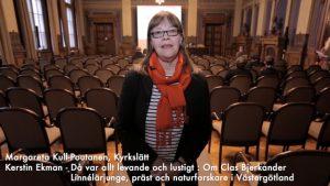 Favoritboken: Kerstin Ekman – Då var allt levande och lustigt