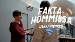 Faktahommissa_Paula_Arvas