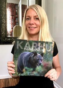 Lue Tietokirrja! -päivä Kirjastokaistalla, Riitta Taarasti
