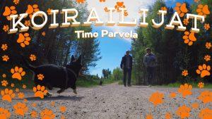 Koirailijat – Timo Parvela