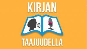 Kirjan taajuudella – Kirjasammon ja Kirjastokaistan podcast alkaa