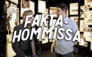 """Faktahommissa"""