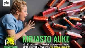 Yle: Kirjasto auki! -ohjelmapaketti