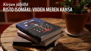 Kirjan jäljillä: Risto Isomäki – Viiden meren kansa