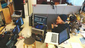 Tekniikkaa toimistolla