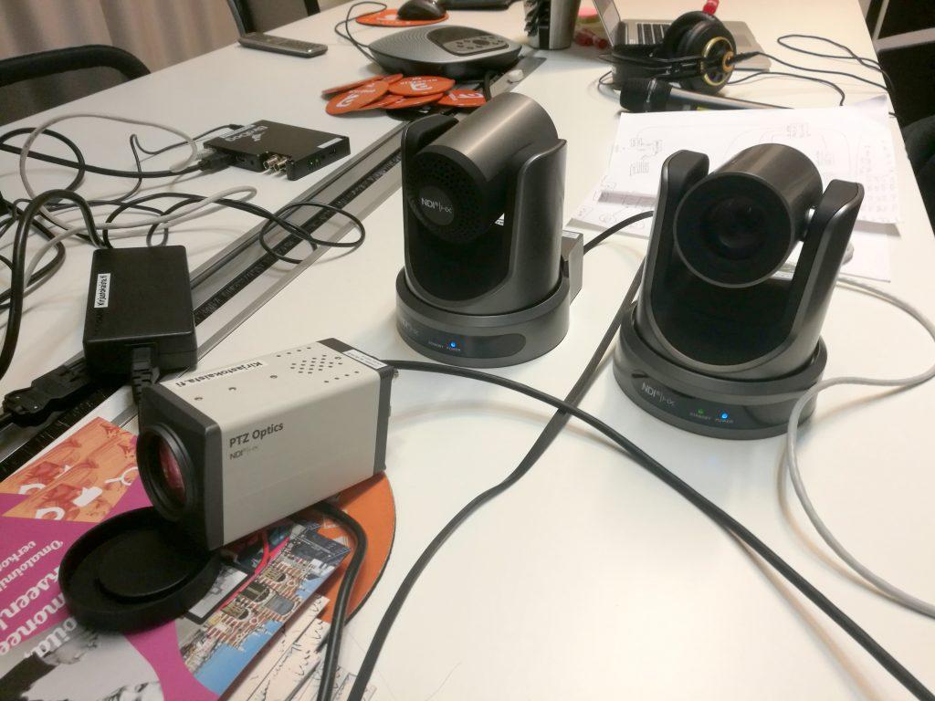 Uudet kamerat