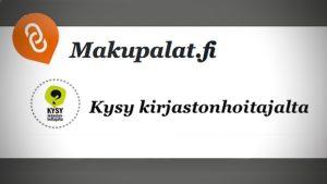 Kirjastokaistan_kumppaniesittelyt_Makupalay_ja_Kysy