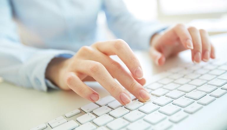 Typing worker